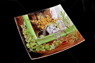 sguardo-su-una-finestra-fiorita-piatto-centrotavola-30x30